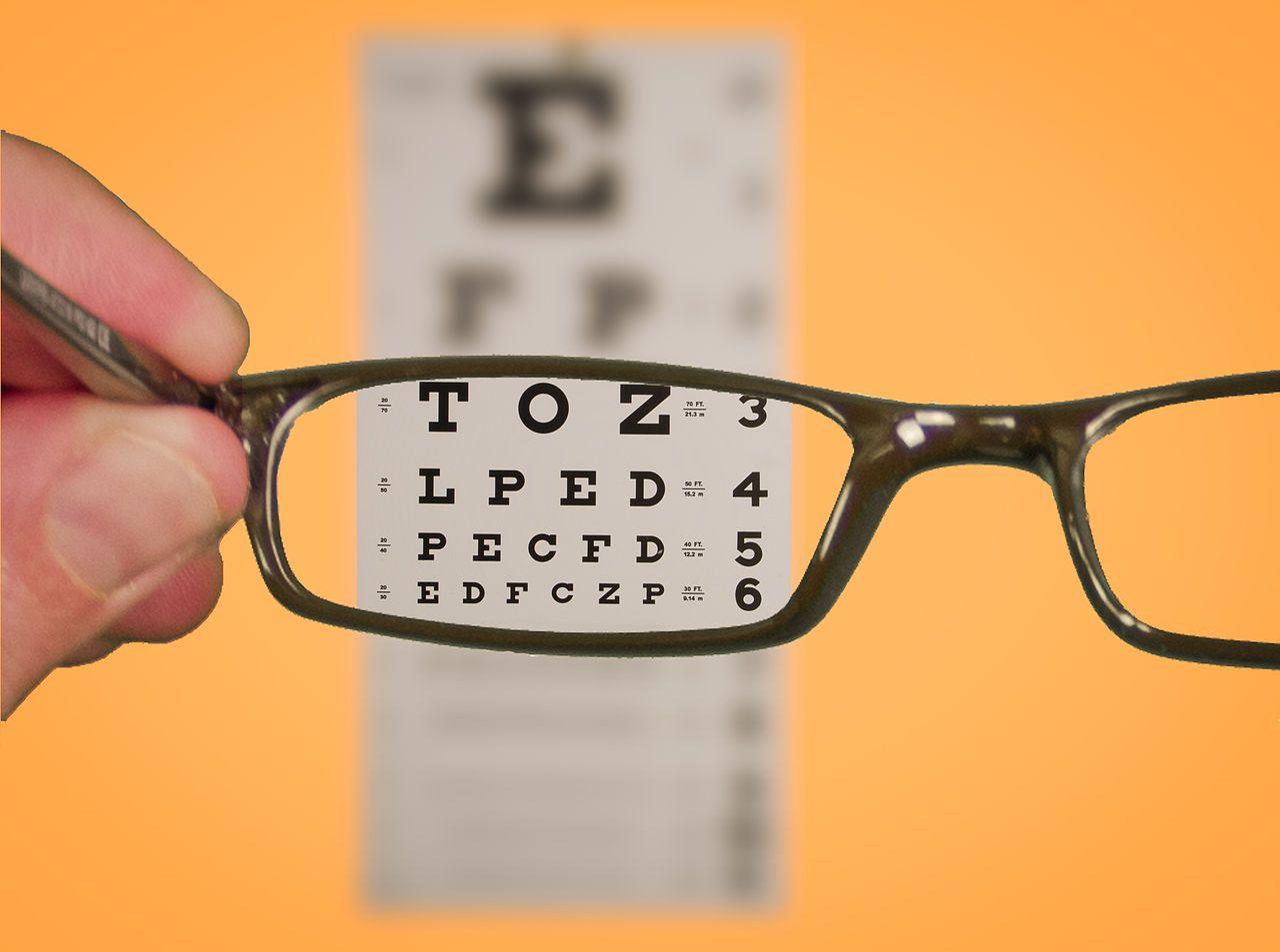 Cambiare gli occhiali