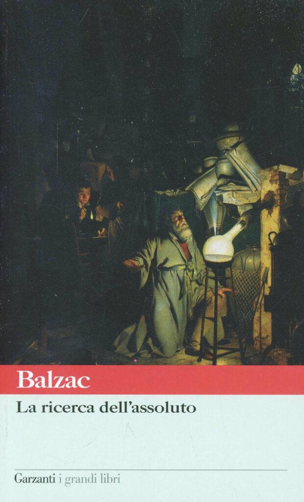 Honoré de Balzac, La ricerca dell'assoluto, 1834