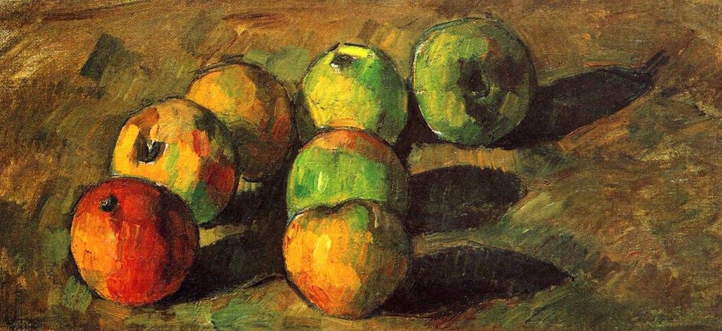 1024px-Nature_morte_aux_sept_pommes,_par_Paul_Cézanne