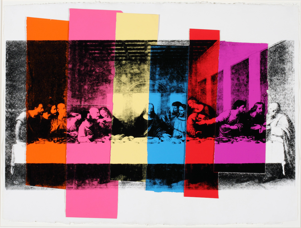 'Andy Warhol, The Last Supper, 1986